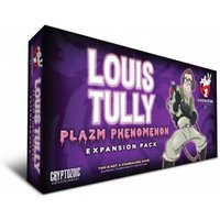 Ghostbusters 2 Louis Tully Plazm Phenomenon Expansion Pack