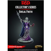 Dungeons & Dragons Collector's Series Dungeon of the Mad Mage Miniature Erelal Freth