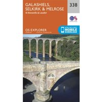 Galashiels, Selkirk and Melrose : 338