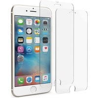 YouSave Accessories iPhone 8 Tempered Glass Screen Protector - 2 Pack