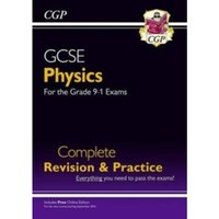 New Grade 9-1 GCSE Physics Complete Revision & Practice with Online Edition