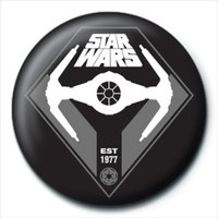 Star Wars - Est 1977 Badge