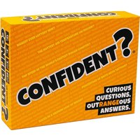Confident? UK Edition Card Game
