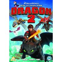 'How To Train Your Dragon 2 Dvd