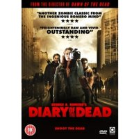 Diary of the Dead 2 Disc Edition DVD