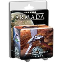 Star Wars Armada Imperial Fighter Squadrons II Expansion