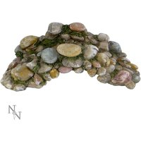 Pebble Bridge Fairy Ornament