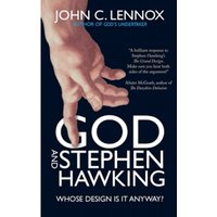 God and Stephen Hawking : Whose Design Is It Anyway?