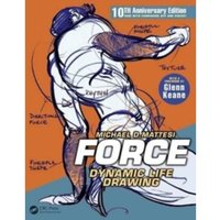 Force: Dynamic Life Drawing by Mike Mattesi (Paperback, 2017)