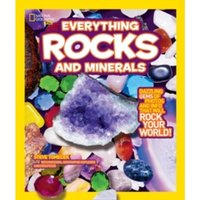 Everything Rocks and Minerals : Dazzling Gems of Photos and Info That Will Rock Your World
