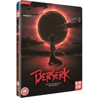 Berserk: Movie 3 - The Advent Blu-ray