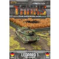 TANKS: The Modern Age German Leopard 1