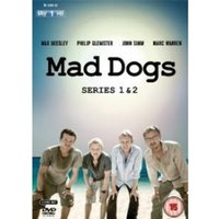 Mad Dogs Series 1 and 2 DVD