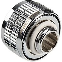 Phanteks 16mm Hard Tube Fitting G1/4 Mirror Chrome