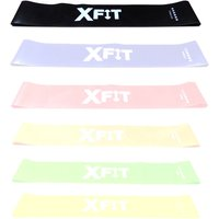 Resistance Loop Mini Band, Yoga, Pilates & Rehabilitation Exercise XFit XX-Heavy