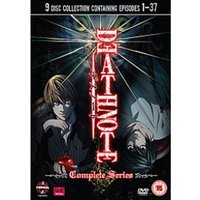 Death Note The Complete Series DVD