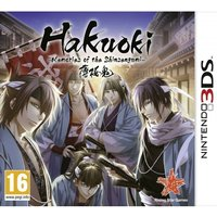 Hakuoki Memories of the Shinsengumi Game 3DS
