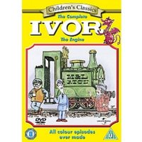 Ivor The Engine The Complete Ivor The Engine DVD