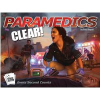 Paramedics: CLEAR! Board Game