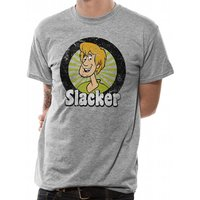 Scooby Doo - Slacker Men's Large T-Shirt - Grey