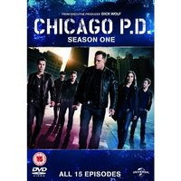 Chicago P.D. Season 1 DVD