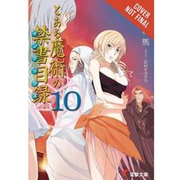 A Certain Magical Index Volume 10 (light novel)