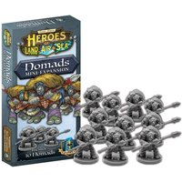 Heroes of  Land Air & Sea: Nomads Expansion