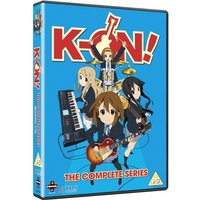 K-On! Complete Series Collection DVD