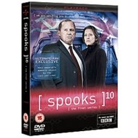 Spooks - Series 10 DVD