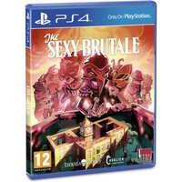 The Sexy Brutale Full House Edition PS4 Game