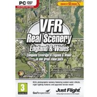 VFR Real Scenery England and Wales Game