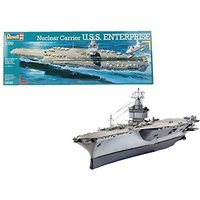U.S.S. Enterprise (CVN-65) 1:720 Revell Model Kit