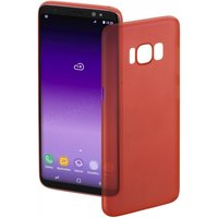 Hama Ultra Slim Cover for Samsung Galaxy S8, Red