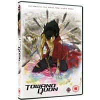 Towanoquon Complete Series Collection DVD