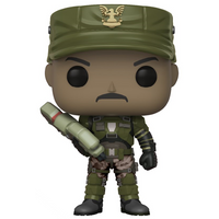 Sgt. Johnson (Halo) Funko Pop! Vinyl Figure