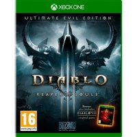 Diablo III 3 Reaper of Souls Ultimate Evil Edition Xbox One Game