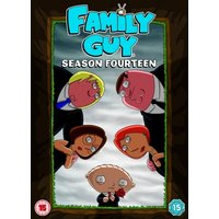 Family Guy Season 14 DVD