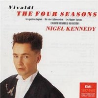 Vivaldi The Four Seasons CD