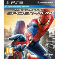 The Amazing Spider-Man PS3 Game
