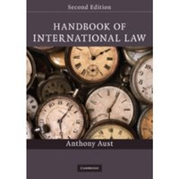 Handbook of International Law by Anthony Aust (Paperback, 2010)