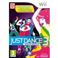 Just Dance 3 Special Edition Game