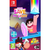 Steven Universe Save The Light And OK K.O.! Lets Play Heroes Nintendo Switch Game