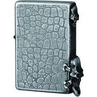 Zippo Brushed Chrome Rock Chic SA Windproof Lighter