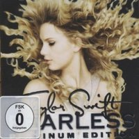 Taylor Swift - Fearless Platinum Edition CD & DVD