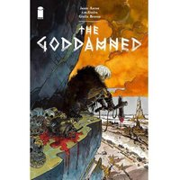 The Goddamned Volume 1: Before The Flood by Jason Aaron (Paperback, 2017)