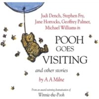 Winnie the Pooh: Pooh Goes Visiting and Other Stories : CD