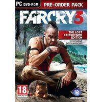 Far Cry 3 The Lost Expeditions Edition Game