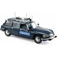Norev Citroen Break 21 1974 - Gendarmerie