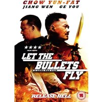 Let The Bullets Fly DVD