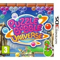 Puzzle Bobble Universe Game 3DS